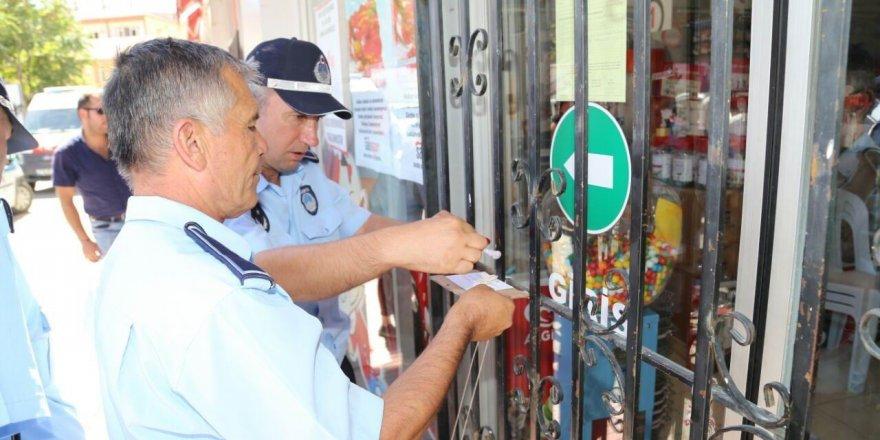 Ereğli'de FETÖ bağlantılı iş yerleri mühürlendi