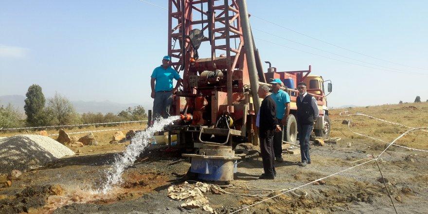 Konya'da su sorunu  çözülüyor