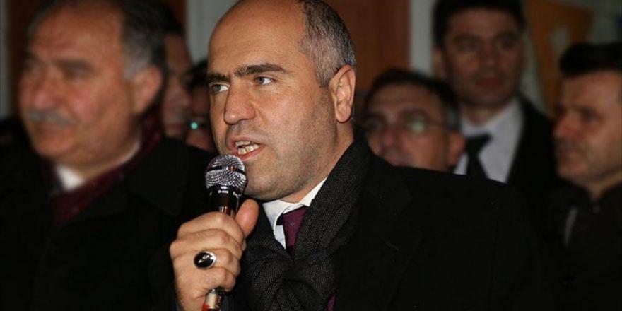 Erzurum'da Eski Ak Parti İl Başkanı Kılıç Gözaltına Alındı