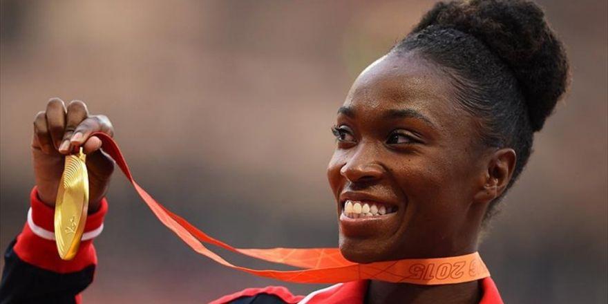 Atletizmde 3 Kategoride Madalyalar Sahiplerini Buldu