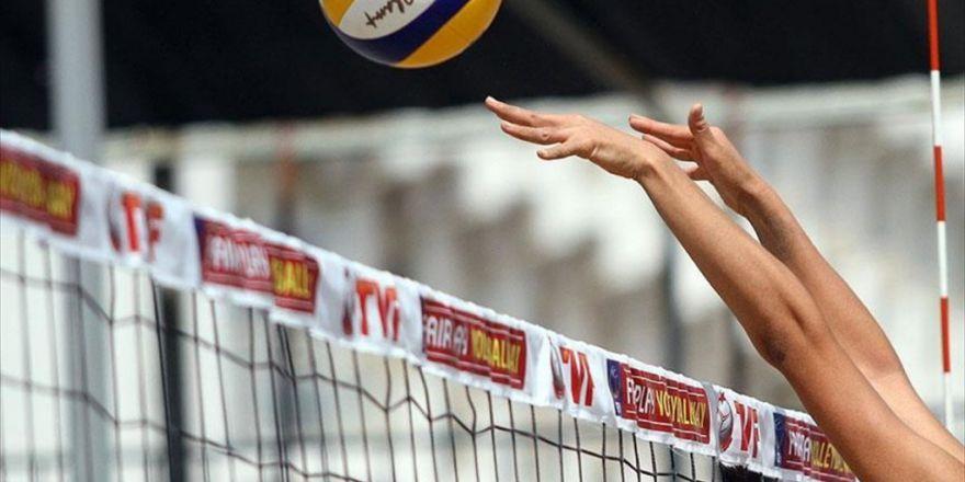 Kadınlar Plaj Voleybolunda Altın Madalya Almanya'nın