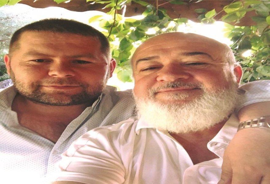 Salih Özkan ve Uğur Özteke'den özçekim