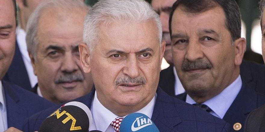 Başbakan Yıldırım Elazığ'a Gitti