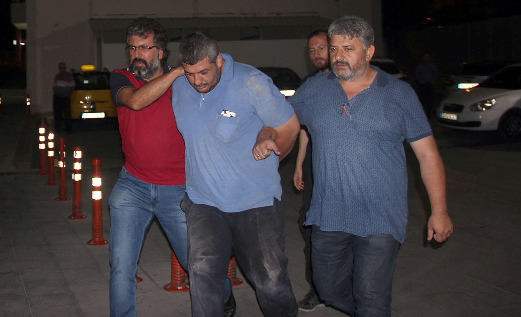 Darbeci askerleri gizleyen şüpheli tutuklandı