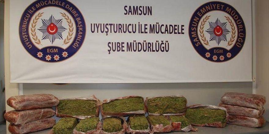Uyuşturucuyla Mücadele Derneği̇ Başkanı Uyuşturucu Operasyonunda Gözaltında