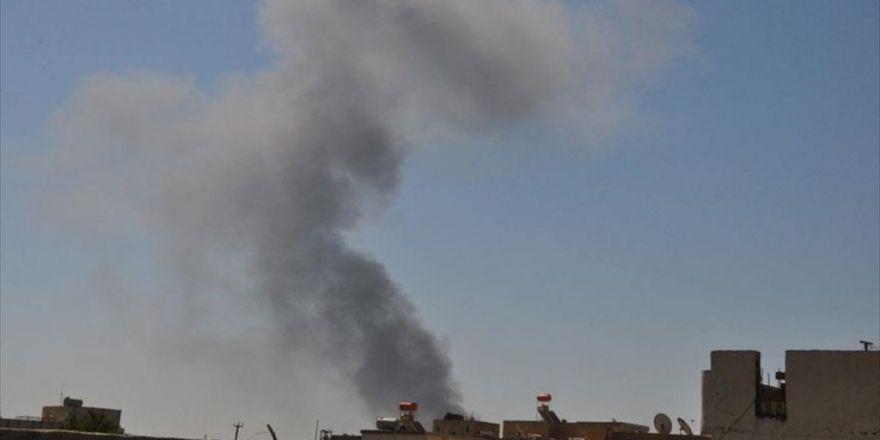 Suriye'nin Haseke İlinde Rejim-pyd Çatışması