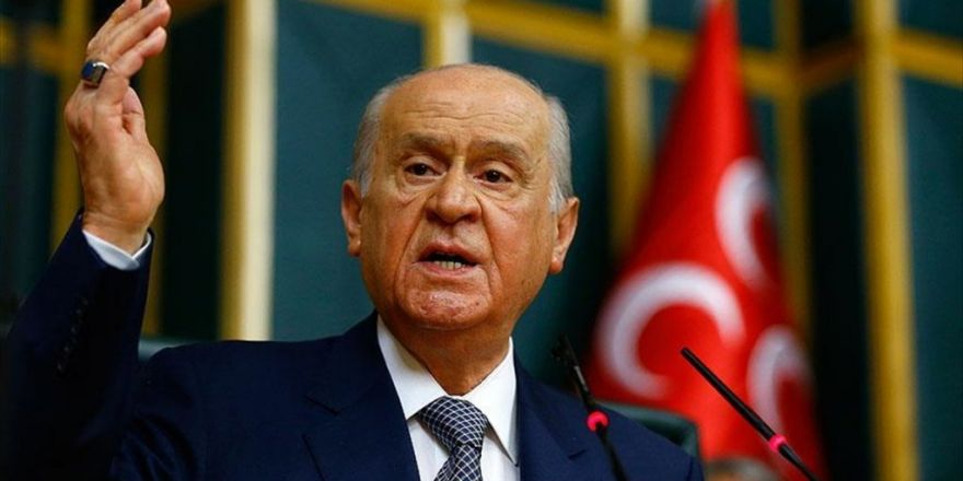 Mhp Genel Başkanı Bahçeli: Fetö Ve Pkk Türkiye'nin Bir Numaralı Sorunudur