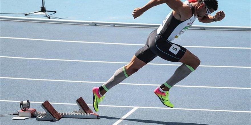 Milli Sporcu Escobar Rio'da Bronz Madalya Kazandı