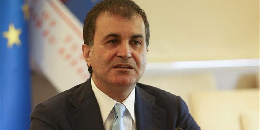 Ab Bakanı Çelik: Almanya'daki Fetö'ye Yakın Şirket Ve Kuruluşlar Yasaklanmalı