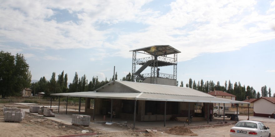 Ereğli'de Atlı Spor Kulübü'nde sona yaklaşılıyor
