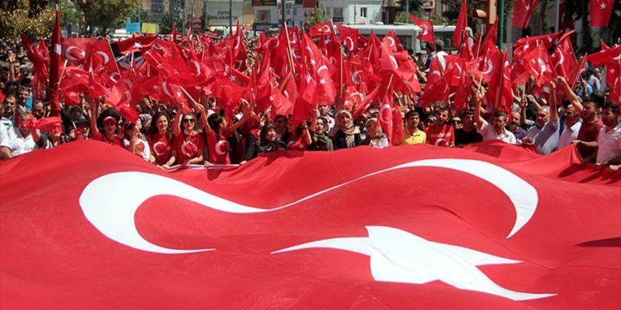 Türkiye, Edirne'den Van'a 'Tek Yürek' Oldu