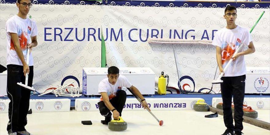 Türkiye'de 40 Kent Curling İle Tanışacak