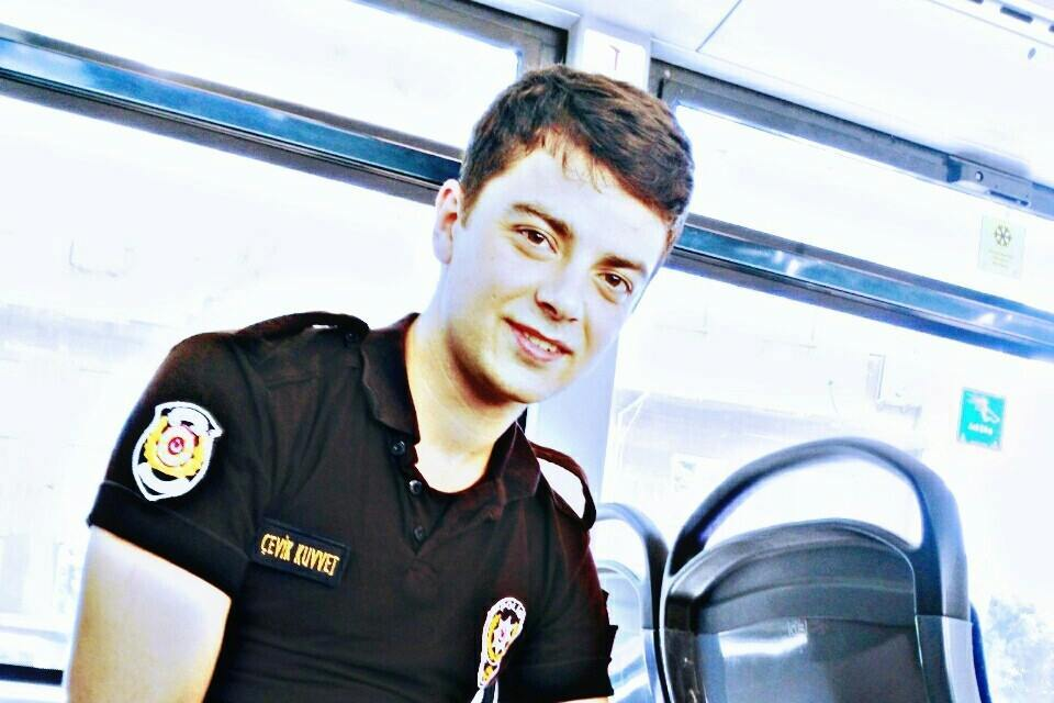 Şehit Polis aslen Konyalı