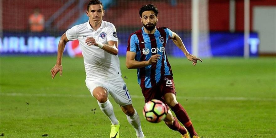 Trabzonspor Lige Galibiyetle Başladı