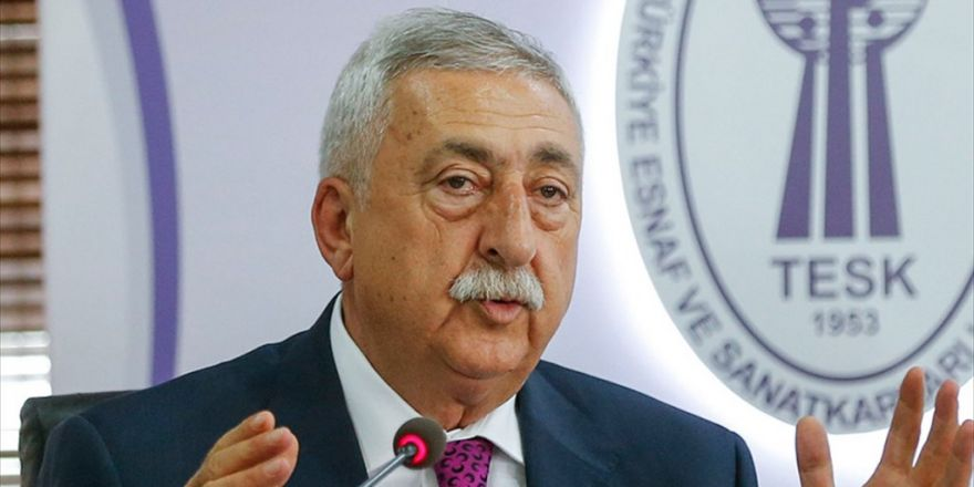 Tesk Genel Başkanı Palandöken: Korsan Taşımacılık Yapan Servis Araçlarından Uzak Durulmalı
