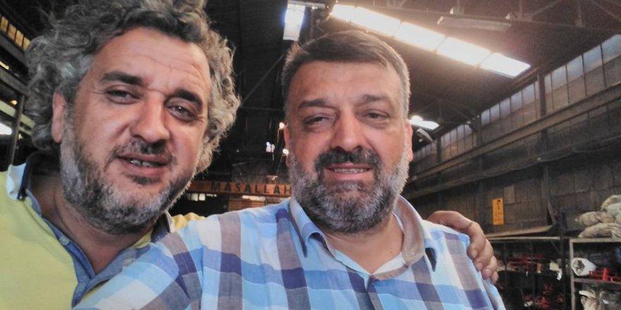 İşadamı Mevlüt Duman ile Ali Hocanın sohbeti