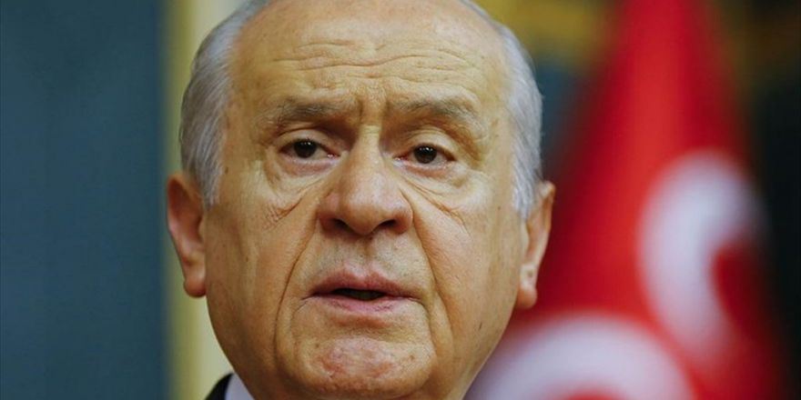 Mhp Genel Başkanı Bahçeli Gaziantep'e Heyet Gönderdi