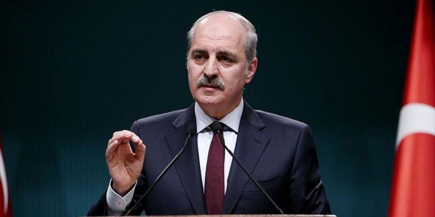 Başbakan Yardımcısı Kurtulmuş: Bu Bir İkinci İstiklal Savaşı'dır
