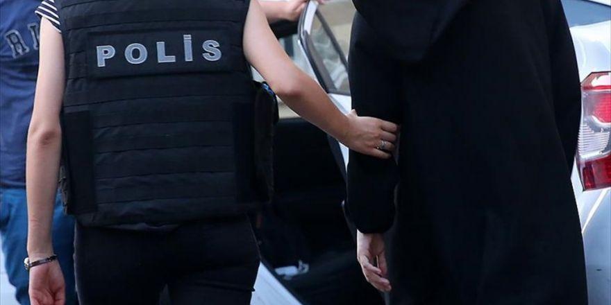 Ankara'da Fetö'nün 'Bölge Kadın İmamı' Tutuklandı
