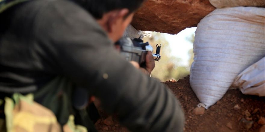 Suriyeli Muhalifler Cerablus İçin Operasyon Hazırlığına Başladı
