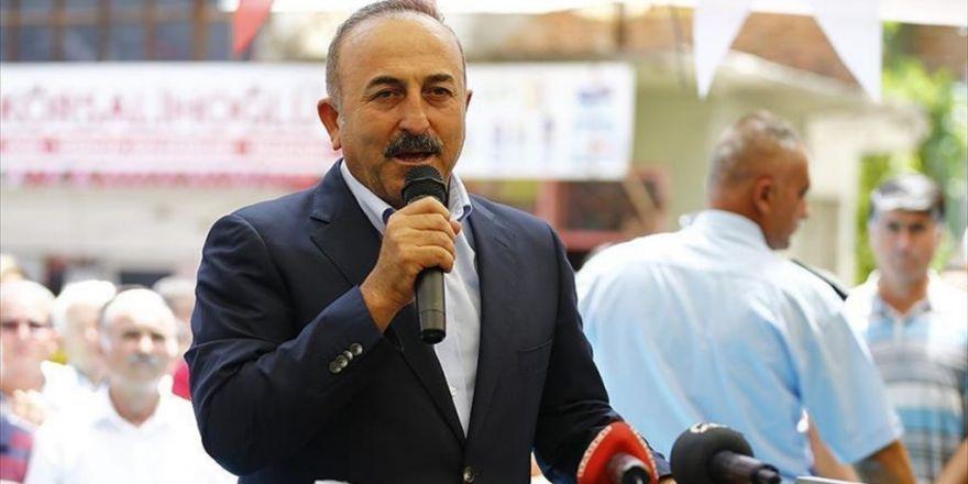 Dışişleri Bakanı Çavuşoğlu: Ne Yaparlarsa Yapsınlar Bunlardan Hesabı Soracağız