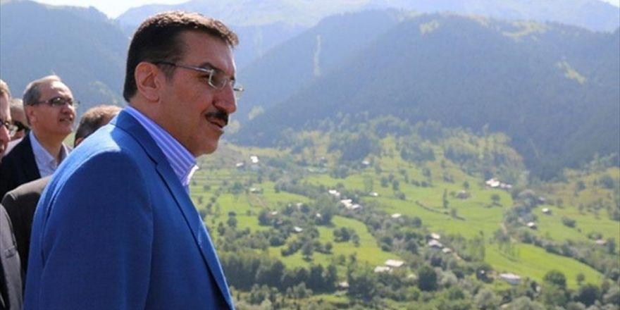 Gümrük Ve Ticaret Bakanı Tüfenkci: Karadeniz'e Açılmak İsteyen Teröre Millet Prim Vermeyecek
