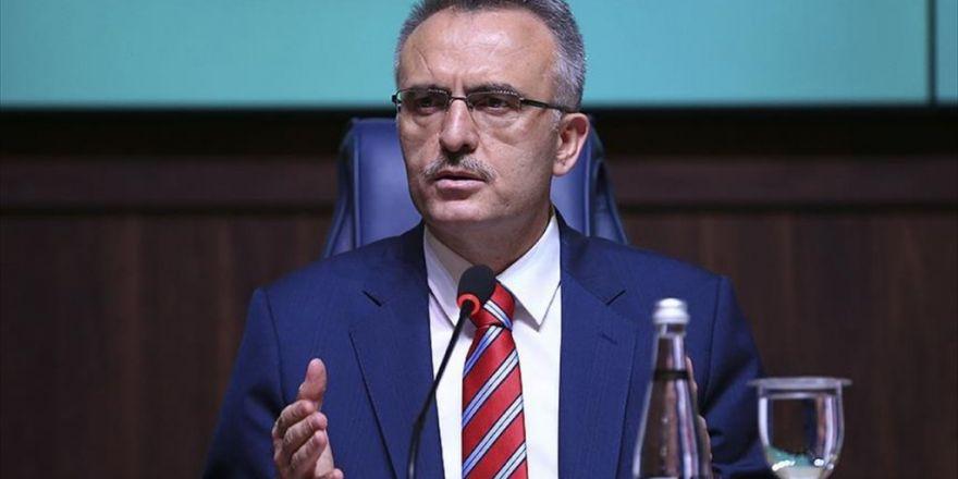 Ağbal: Türkiye Varlık Fonu, Mevcut Bütçeye Paralel Bir Bütçe Asla Değil