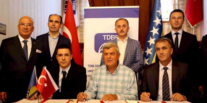 TDBB Ağustos ayı toplantısı yapıldı