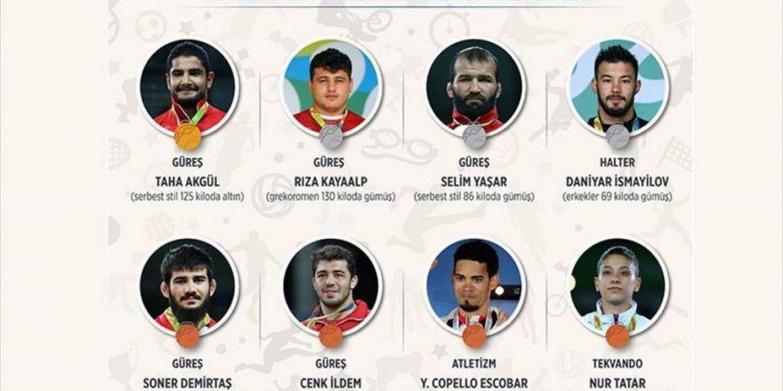 Türkiye'nin En Fazla Madalya Aldığı 4. Olimpiyat