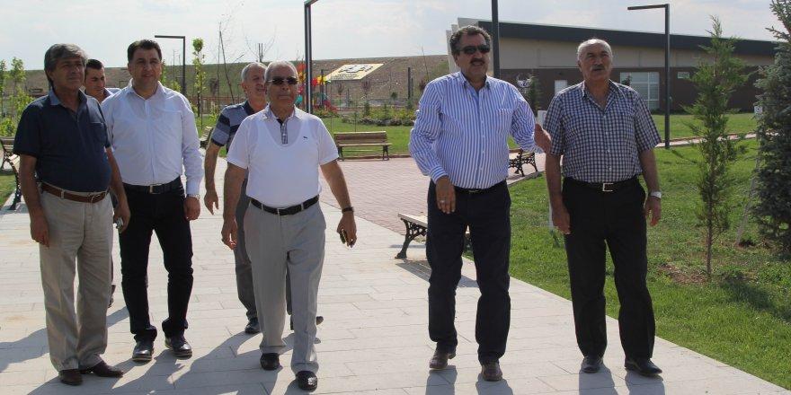 Cihanbeyli'de Kent Park'ın ismi değişiyor
