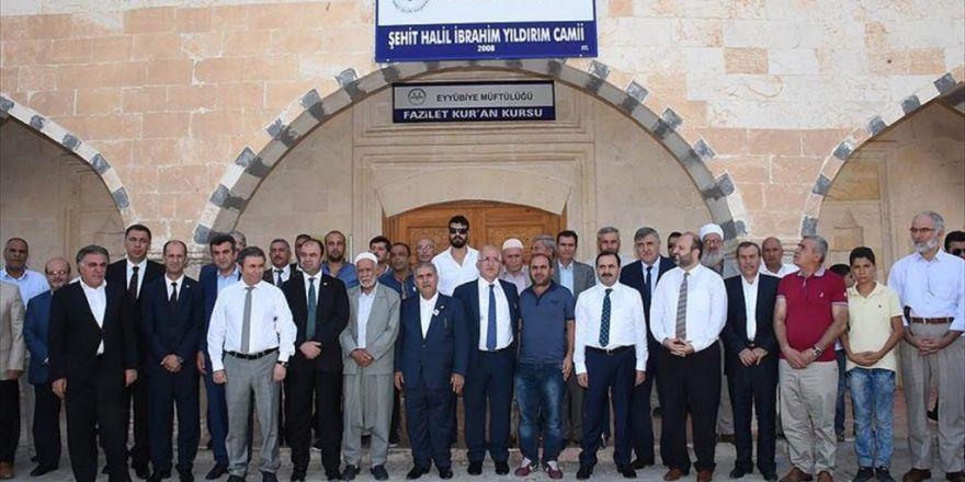 Şanlıurfa'da Şehitlerin İsimleri Camilerde Yaşayacak