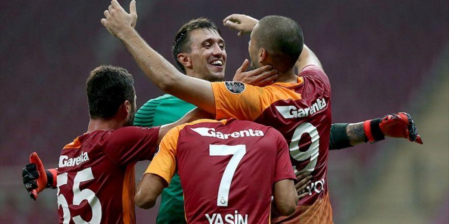 Galatasaray Sezona 3 Puanla Başladı
