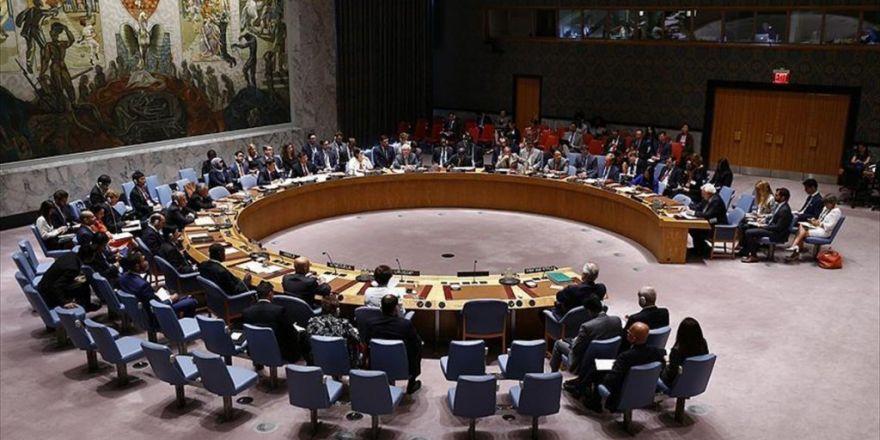Bm Güvenlik Konseyi Gaziantep'teki Saldırıyı Kınadı