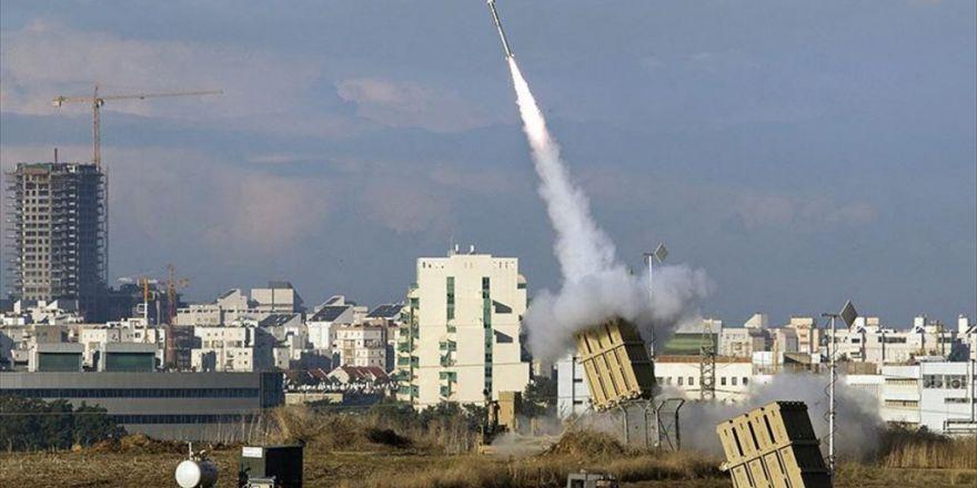 'İsrail Saldırıları Güç Gösterisi'