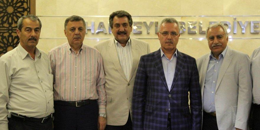 AK Parti Genel Başkan Yardımcısı Ataş'tan Cihanbeyli Belediyesi'ne ziyaret