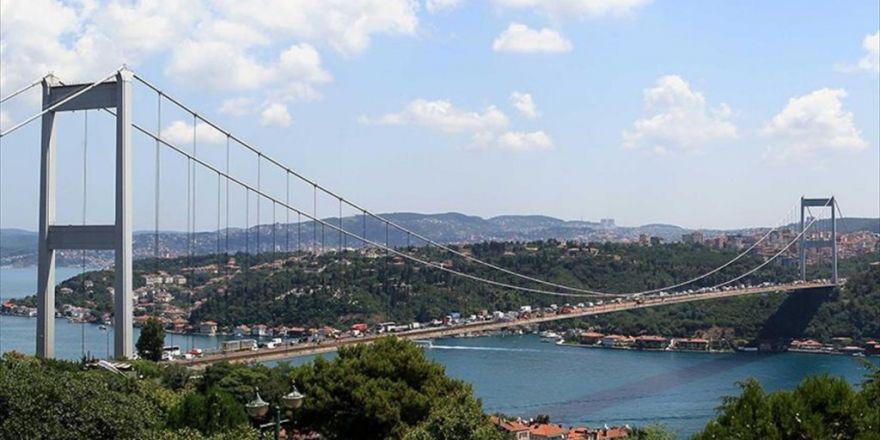 Köprü Ve Otoyol Geliri 703 Milyon 403 Bin Lira Oldu