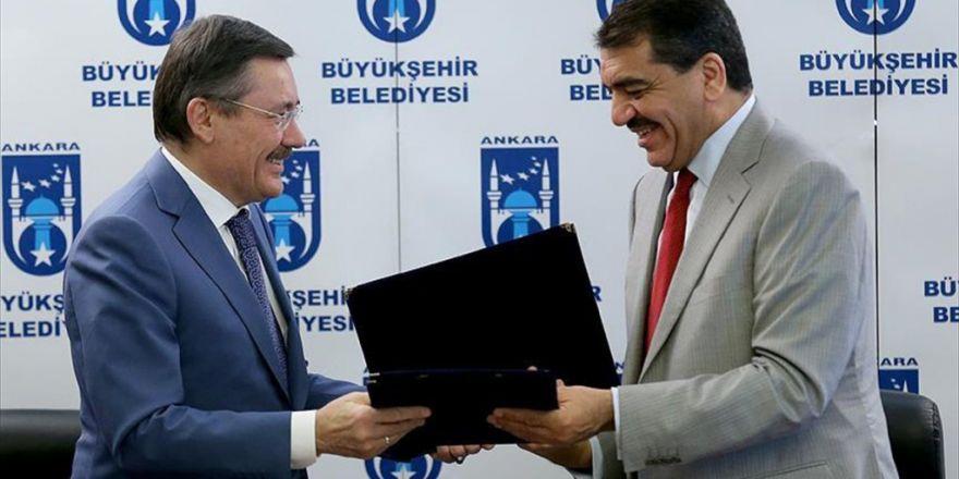 Ankara-doha 'Kardeş Kent Protokolü' İmzalandı