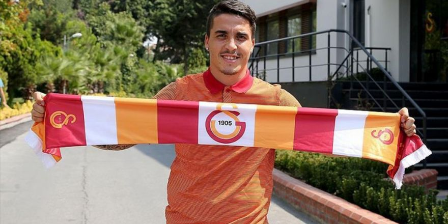 Galatasaray Josue'ye İmza Attırdı