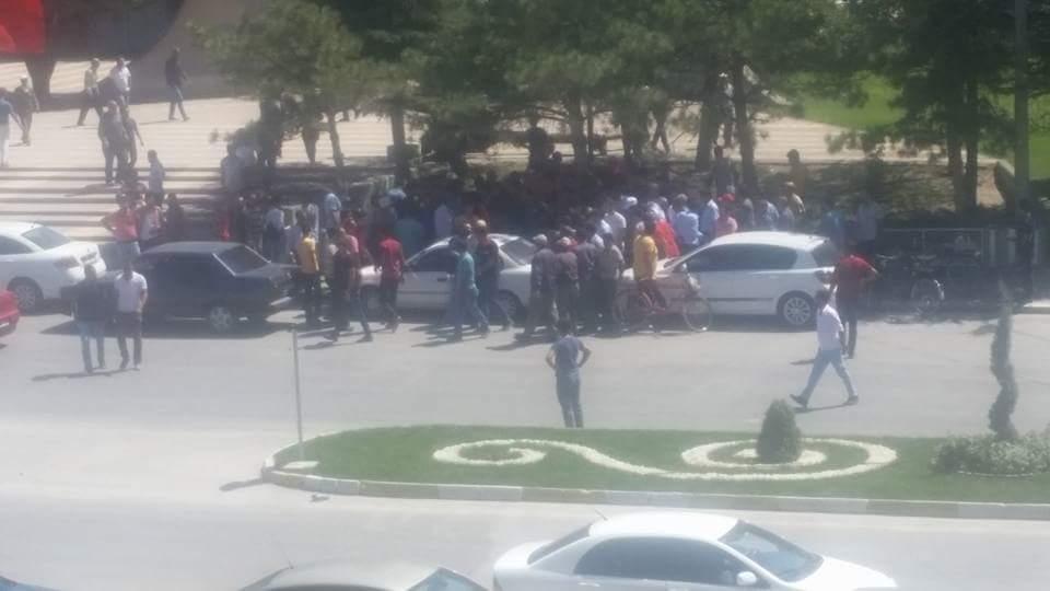 Ereğli'de silahlı çatışma