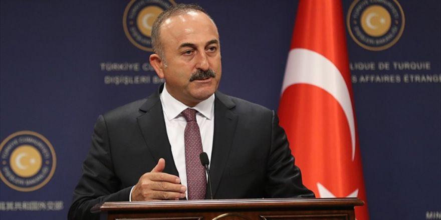 Dışişleri Bakanı Çavuşoğlu: Bakanlığımızda 332 Kişiyi Ya Görevden Aldık Ya Da Merkeze Çağırdık