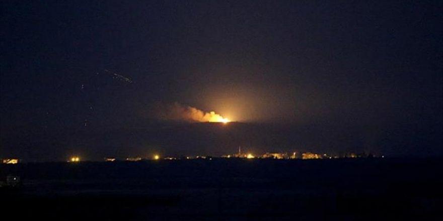 Tsk'dan Daeş'e Operasyon