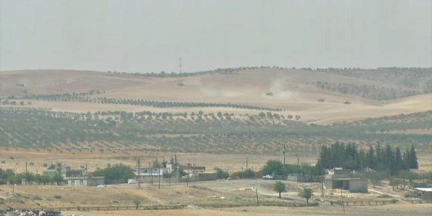 Tank Birlikleri Suriye Topraklarında