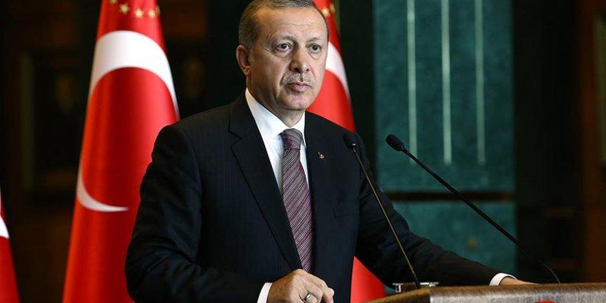 Erdoğan: Artık bu işi çözmemiz gerekiyor
