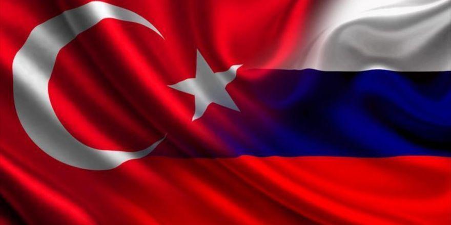 Türkiye İle Rusya Arasında Serbest Ticaret Görüşmeleri Tekrar Başladı