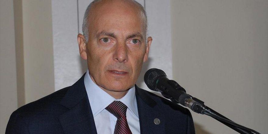Eski Recep Tayyip Erdoğan Üniversitesi Rektörü Prof. Dr. Yılmaz Tutuklandı