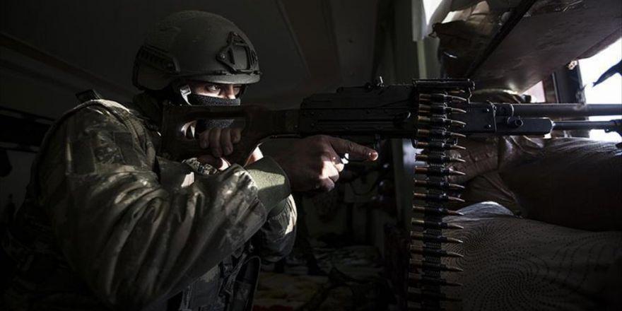 Yüksekova'da Operasyon Başlatıldı