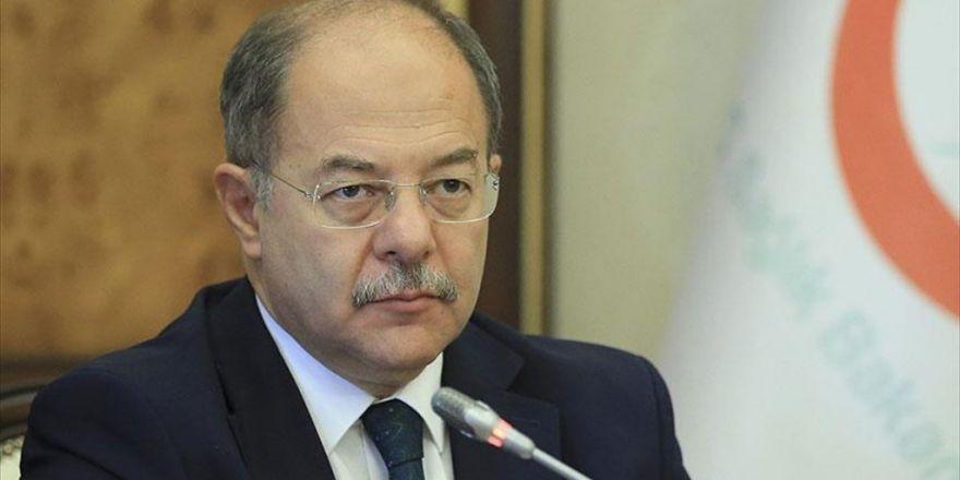 Sağlık Bakanı Akdağ: Her Türlü Tedbir Alındı