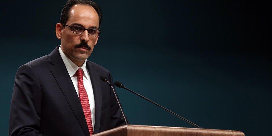 Cumhurbaşkanlığı'ndan 'operasyon' açıklaması