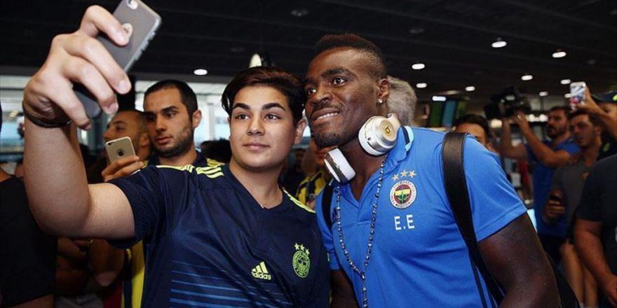 Fenerbahçe Kafilesi Zürih'te