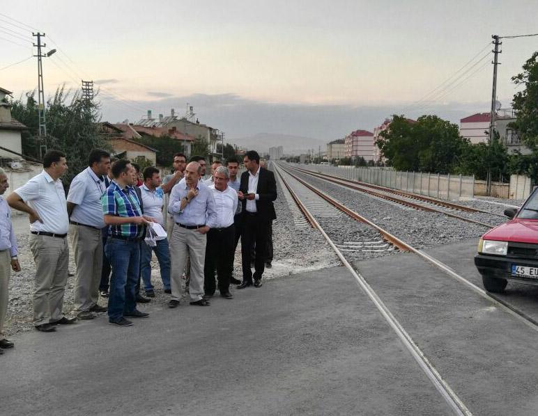 Hızlı tren alt geçitleri ne zaman bitirilecek?